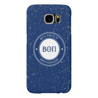 Beta Theta Pi | Badge Samsung Galaxy S6 Case