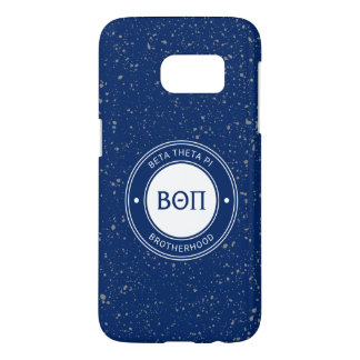 Beta Theta Pi | Badge Samsung Galaxy S7 Case