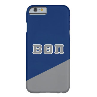 Beta Theta Pi | Greek Letters Barely There iPhone 6 Case