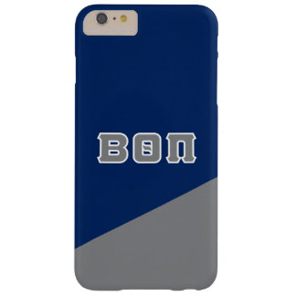 Beta Theta Pi | Greek Letters Barely There iPhone 6 Plus Case
