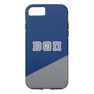 Beta Theta Pi | Greek Letters iPhone 8/7 Case