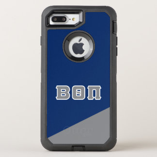 Beta Theta Pi | Greek Letters OtterBox Defender iPhone 8 Plus/7 Plus Case