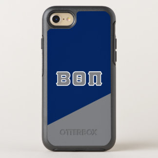 Beta Theta Pi | Greek Letters OtterBox Symmetry iPhone 8/7 Case