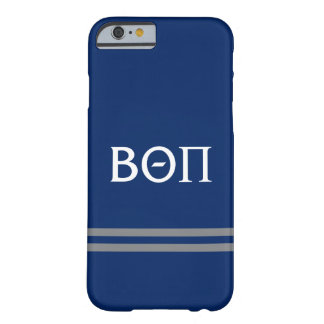 Beta Theta Pi | Sport Stripe Barely There iPhone 6 Case