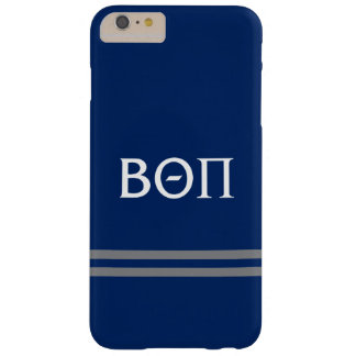 Beta Theta Pi | Sport Stripe Barely There iPhone 6 Plus Case