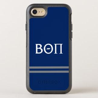 Beta Theta Pi | Sport Stripe OtterBox Symmetry iPhone 8/7 Case