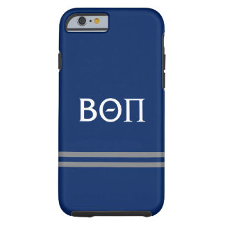 Beta Theta Pi | Sport Stripe Tough iPhone 6 Case