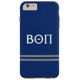 Beta Theta Pi | Sport Stripe Tough iPhone 6 Plus Case