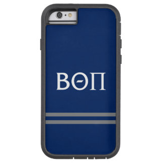 Beta Theta Pi | Sport Stripe Tough Xtreme iPhone 6 Case