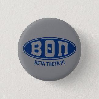 Beta Theta Pi | Vintage 1 Inch Round Button