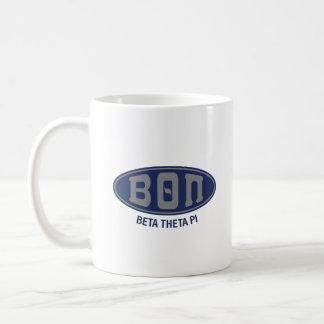 Beta Theta Pi | Vintage Coffee Mug