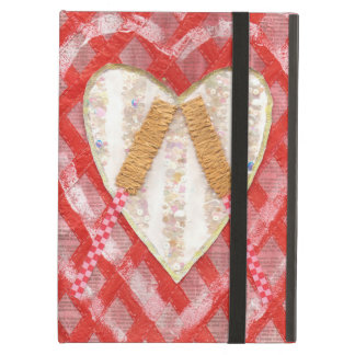 Betaing Heart Drum I-Pad Air Case iPad Air Cover