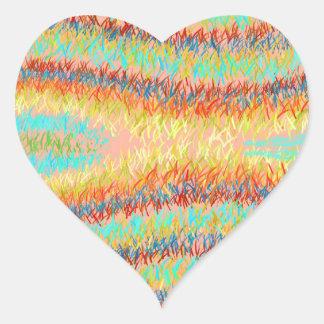 Beth Heart Sticker