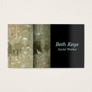 """Beth Keys"" Business Card"