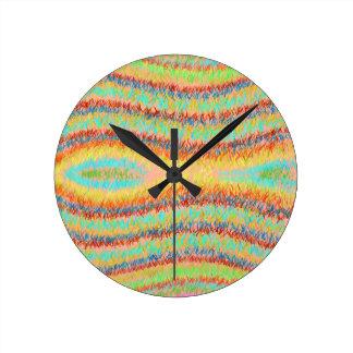 Beth Round Clock