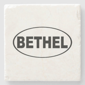 Bethel Connecticut Stone Coaster