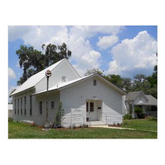 Bethel Primitive Baptist Dade City FL Postcard