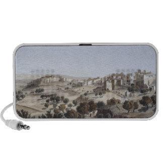 Bethlehem, engraved by Terry PC Speakers