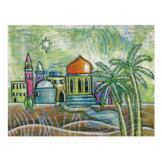 Bethlehem II Postcard