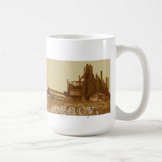 "Bethlehem Steel ""Legacy"" sepia-tone Coffee Mug"