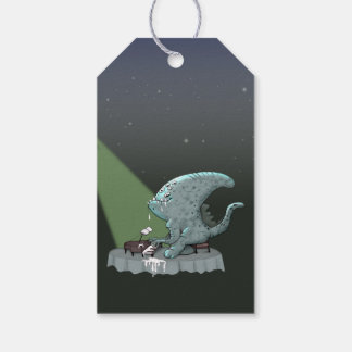 BETHOLIEN CUTE ALIEN MONSTER  GIFT TAG PACK OF GIFT TAGS