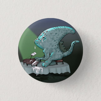BETHOLIEN MONSTER ROBOT SMALL BUTTON