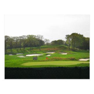 Bethpage Black Course, Farmingdale NY Postcard