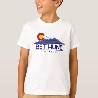 Bethune Colorado kids mountain tshirt