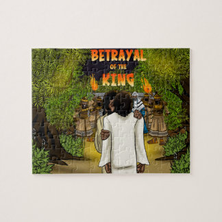 Betrayal of the King | BPA Puzzle and Gift Box