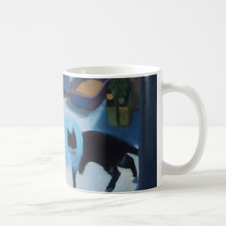 Betsy Cat Mug with Options