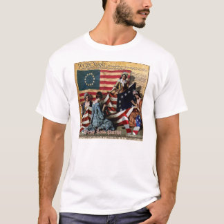 Betsy Ross 1776 Maker Of The 1st US Flag T-Shirt