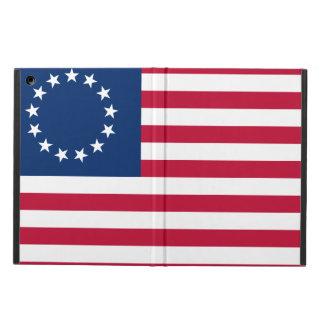 Betsy Ross American Flag iPad Case