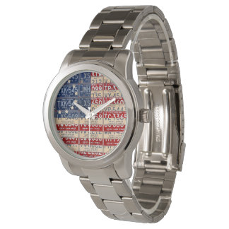 Betsy Ross American Flag License Plate Watch