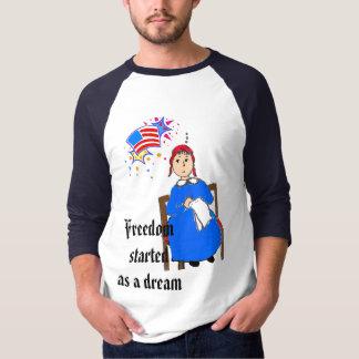Betsy Ross- Customized T-Shirt