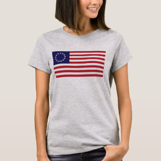 Betsy Ross Flag - 13 Stars T-Shirt