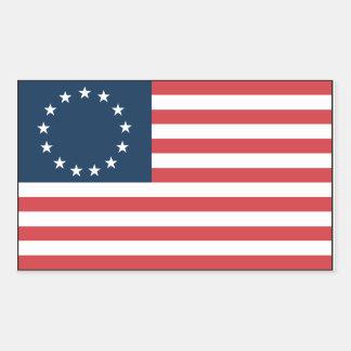 Betsy Ross Sticker