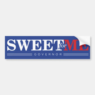 Betsy Sweet for Governor Bumper Sticker
