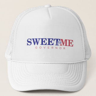 Betsy Sweet for Governor Hat
