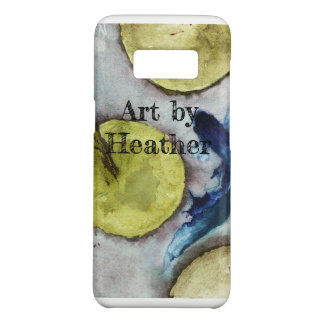 """""""Betta Amongst the Lilypads"""" phone cover"""