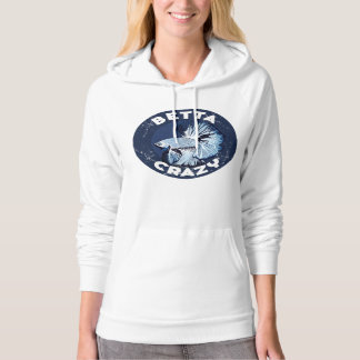 Betta Crazy - Women's Pullover