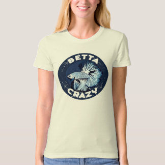 Betta Crazy - Women's T-Shirt