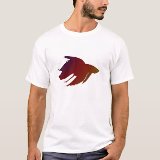 Betta Fish Shirt 001