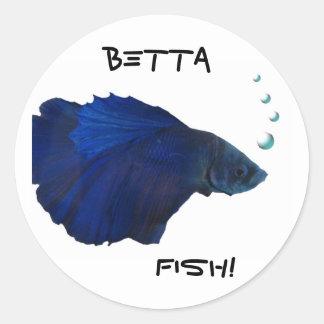 Betta Fish Sticker