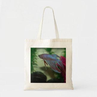 Betta Splendens Tote Bag