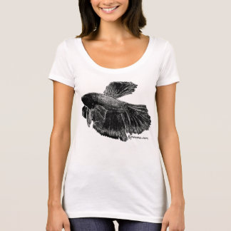 Betta Splendens Tshirt