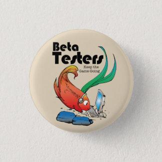 Betta Tester 1 Inch Round Button