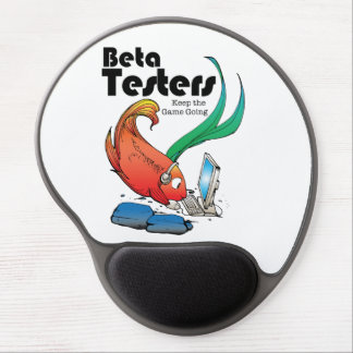 Betta Tester Gel Mouse Pad