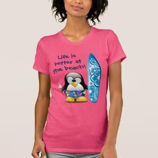 Better At Beach - Women's FunTime T-shirt