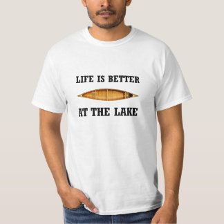 Better At Lake T-Shirt