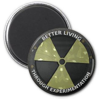 Better Living Through Experimentation Version 2 Magnets